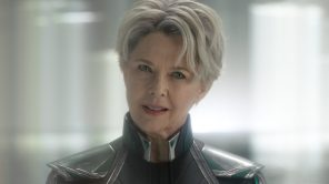Annette Bening in 'Captain Marvel'