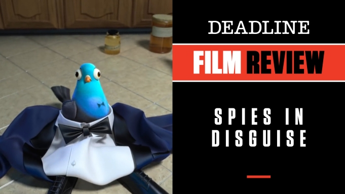 [WATCH] 'Spies In Disguise' Review: Will