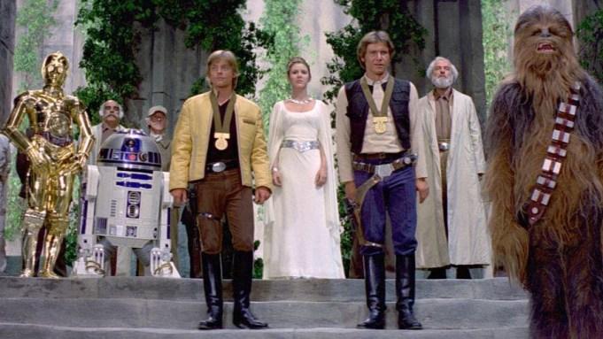 'Star Wars' Marathon Set On TNT