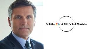 Steve Burke NBCUniversal