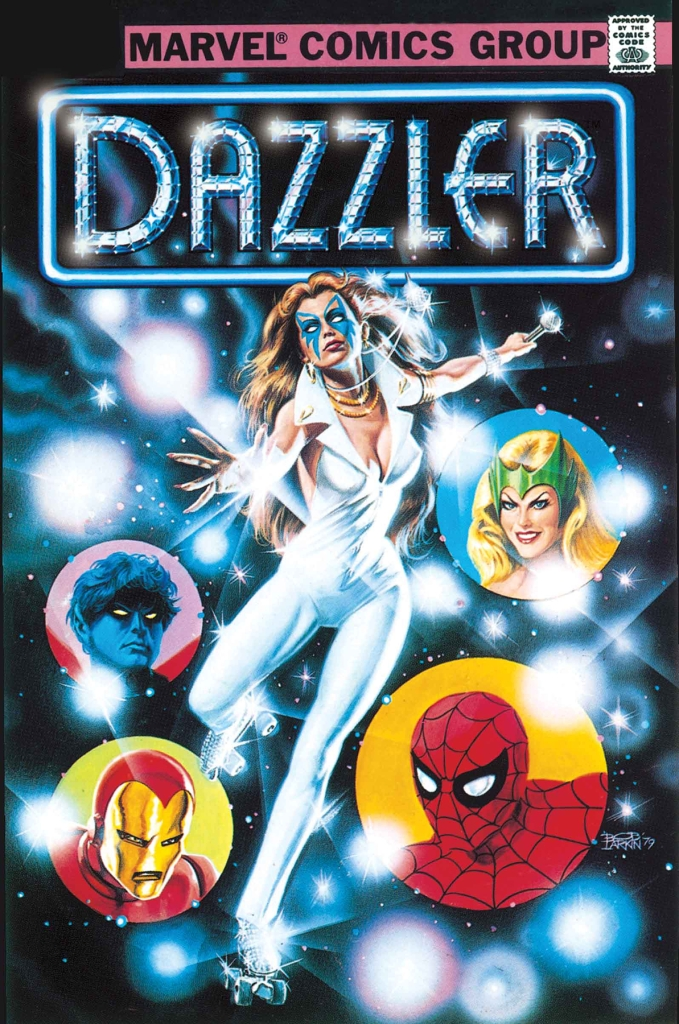 Dazzler no 1 Marvel Comics February 1980