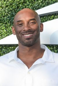 Mandatory Credit: Photo by Aurora Rose/Shutterstock (10375271b) Kobe Bryant US Open Tennis Championships, Day 4, USTA National Tennis Center, Flushing Meadows, New York, USA - 29 Aug 2019