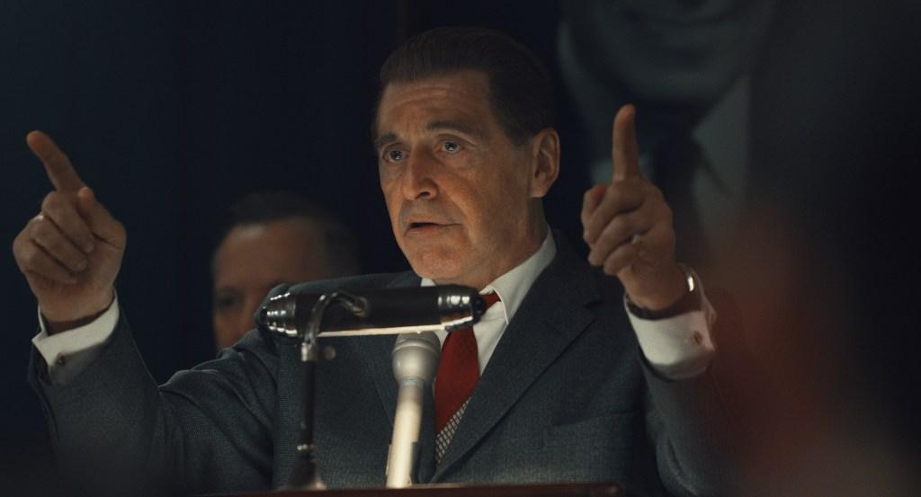 Al Pacino in 'The Irishman'