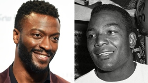 Aldis Hodge Jim Brown