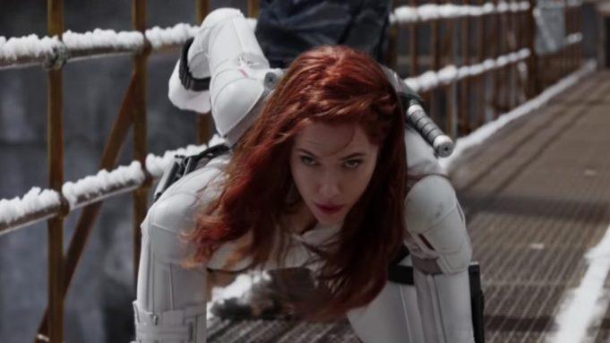 'Black Widow' Super Bowl Spot: Marvel