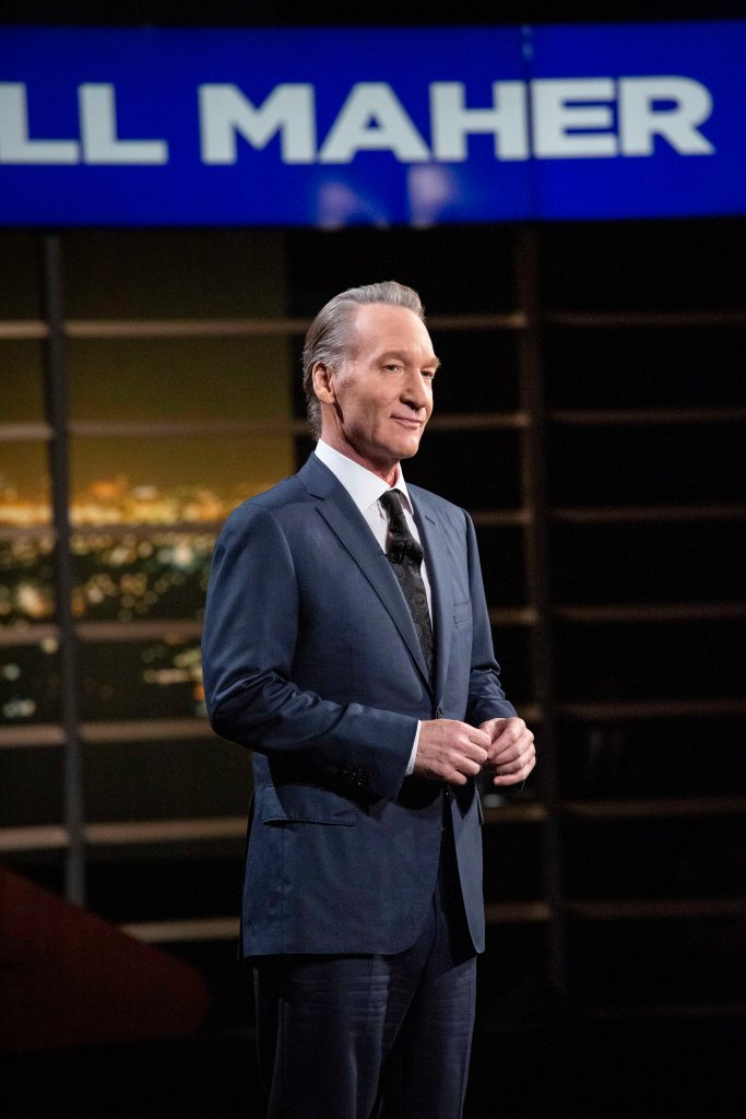 Bill Maher HBO Real Time