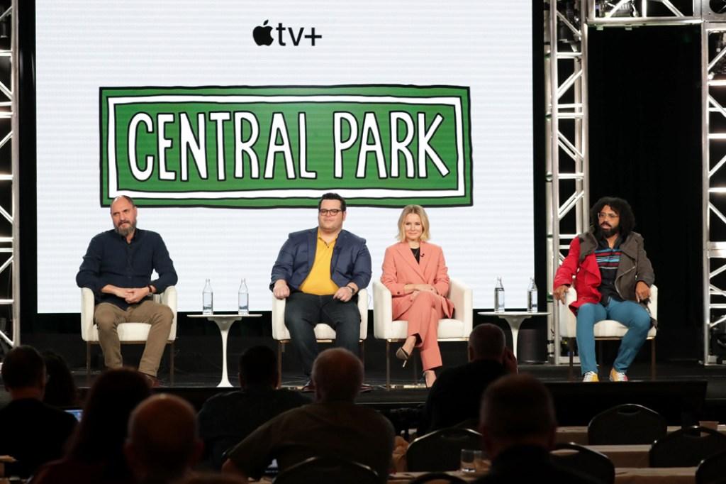 Central Park at TCA