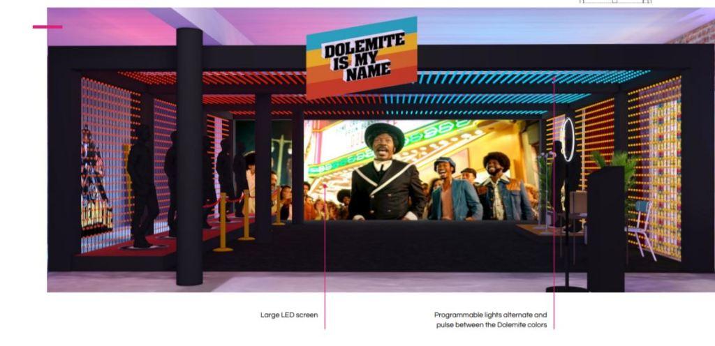 Dolby Soho Netflix