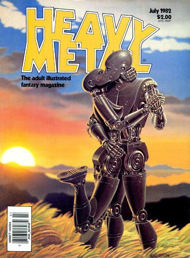 Heavy Metal 1982