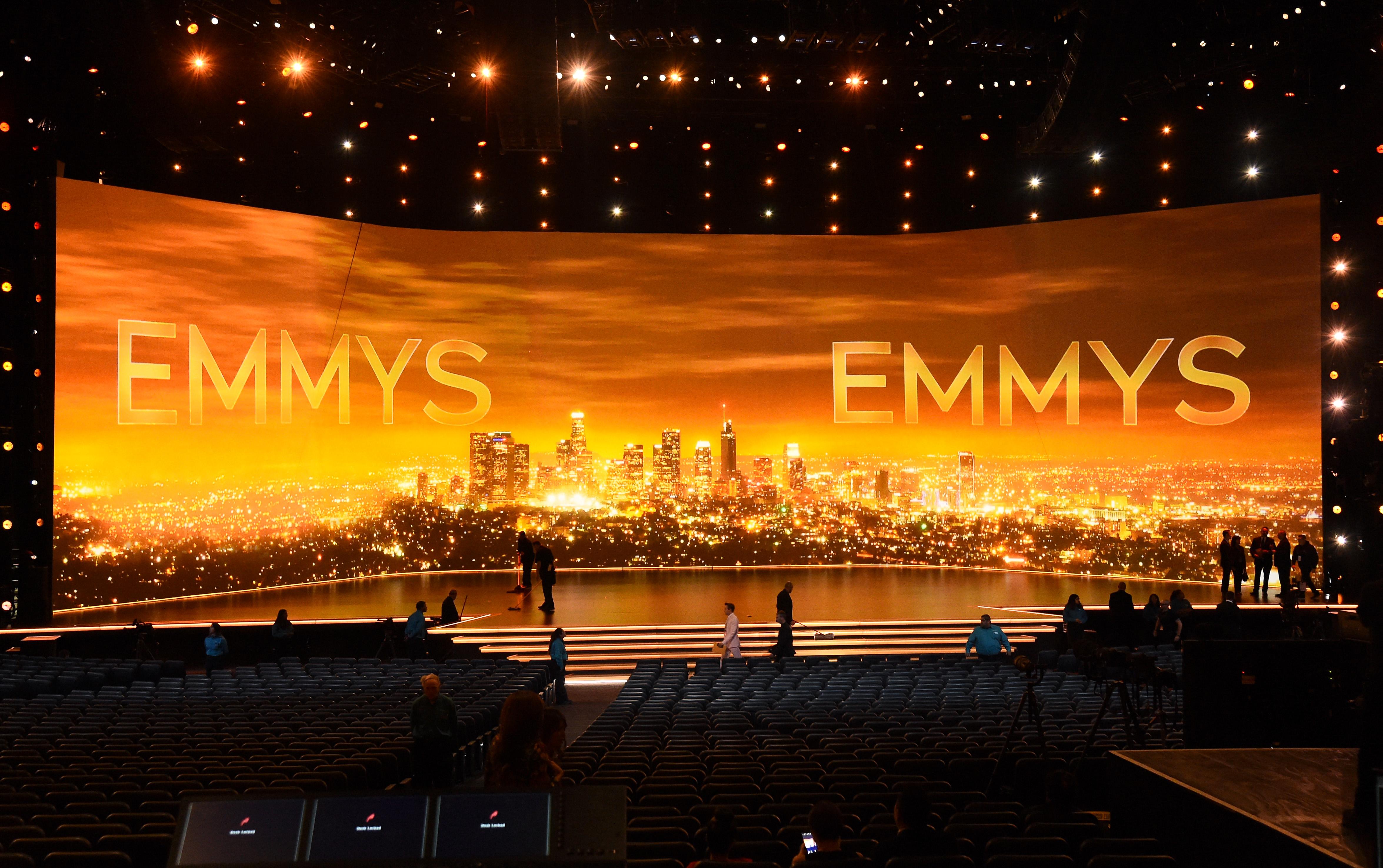 Primetime Emmy Award live
