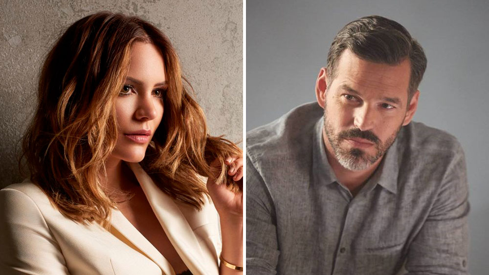 Katharine Mcphee Eddie Cibrian Star In Country Comfort Nanny Comedy Series Ordered By Netflix Deadline