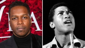 Leslie Odom Jr Sam Cooke
