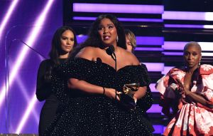 Lizzo Grammy Awards