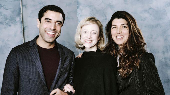 'Luxor' stars Karim Saleh and Andrea