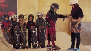 'Learning to Skateboard in a Warzone'