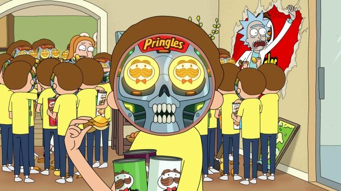 Rick And Morty Super Bowl