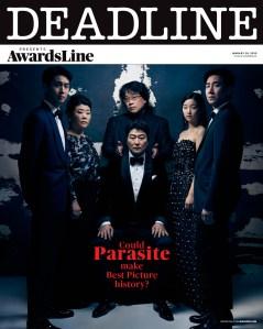 AwardsLine January 29 - Parasite