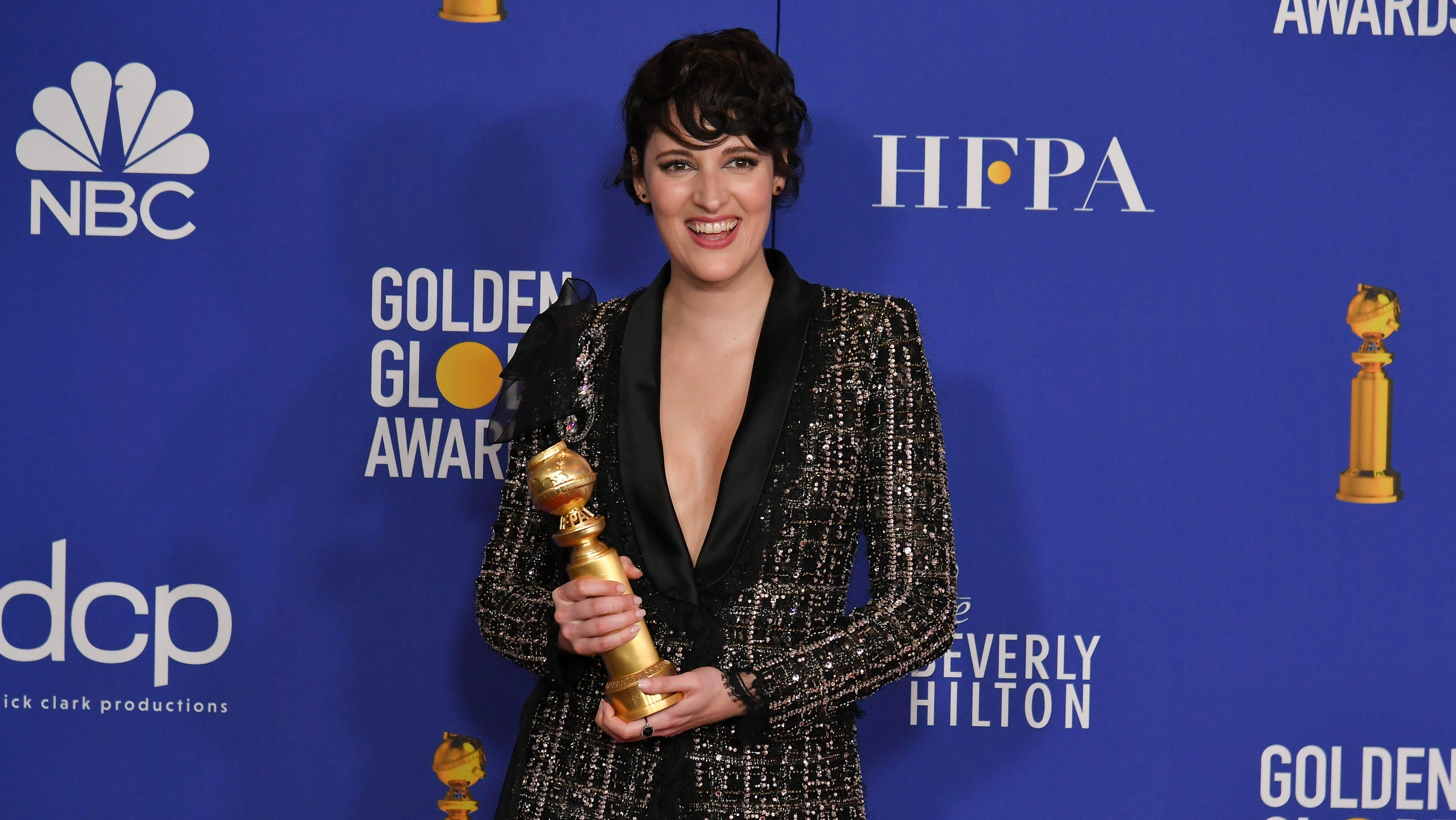 Phoebe Waller-Bridge Still Firm On No Season 3 For 'Fleabag' Even After  Golden Globe Wins – Deadline