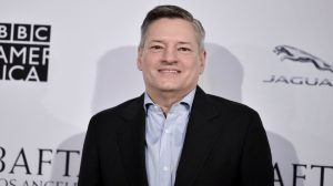 Netflix Chief Creative Officer Ted Sarandos