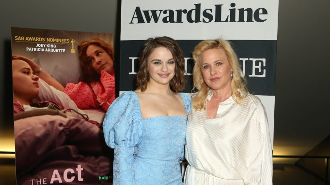 'The Act' stars Joey King and