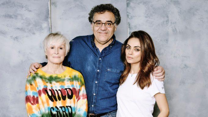 'Four Good Days' director Rodrigo Garcia