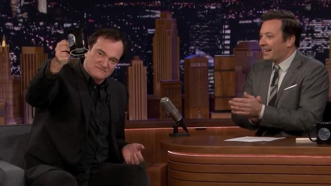Quentin Tarantino Reveals The 'Golden' Investor