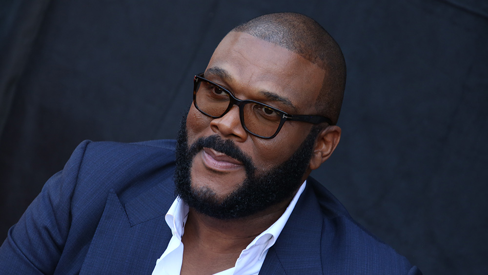 "Tyler Perry Says He Writes All Of His Shows: ""I Have No Writers Room"" –  Deadline"