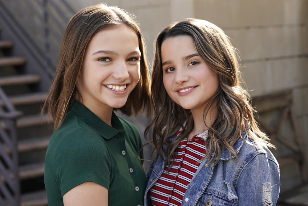Side Hustle Buddy Comedy Starring Annie Leblanc Jayden Bartels Gets Nickelodeon Green Light Deadline