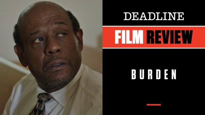 [WATCH] 'Burden' Review: Garrett Hedlund &