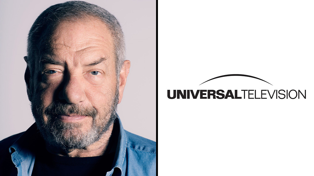 Dick Wolf Universal Television