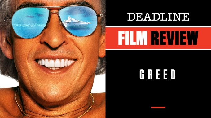 [WATCH] 'Greed' Review: Steve Coogan Plays