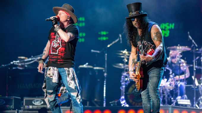 Guns N' Roses Will Be First Rock Band To Play L.A.'s New SoFi Stadium –  Deadline