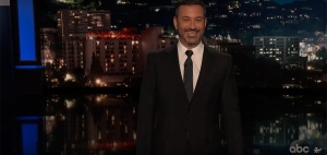 "Jimmy Kimmel Criticizes Trump And His ""Cross-Country Coronoa-Palooza Tour"""