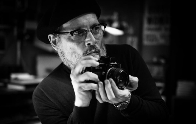 Johnny Depp To Receive Award At Poland's Camerimage