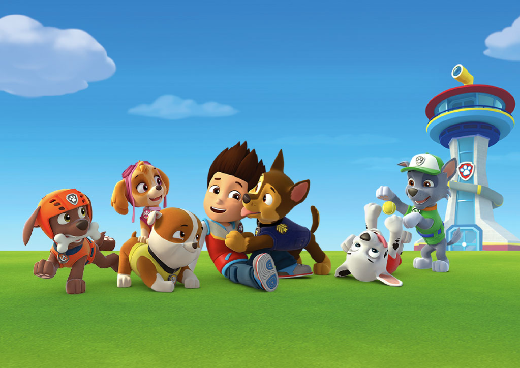 Paw Patrol Movie In The Works From Spin Master Nickelodeon Paramount Deadline