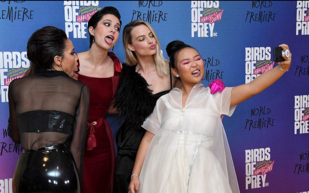 Birds Of Prey Director Cathy Yan On The Risky Ball Busting Glory Of Harley Quinn Deadline