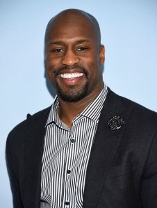 """Mandatory Credit: Photo by Evan Agostini/Invision/AP/Shutterstock (10555297by) Vernon Davis attends the premiere of """"Downhill"""" at the SVA Theatre on, in New York NY Premiere of """"Downhill"""", New York, USA - 12 Feb 2020"""