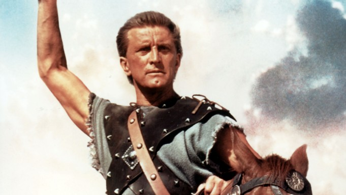 Kirk Douglas Appreciation: 'Spartacus' And A