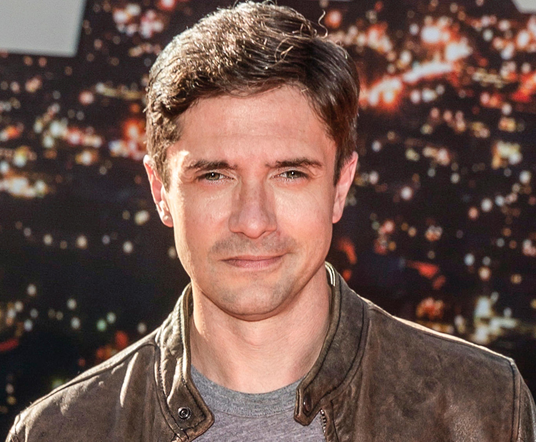 Actor Topher Grace