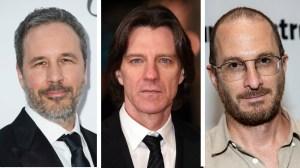 Denis Villeneuve, James Marsh, Darren Aronofsky