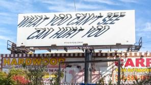 Invisible Man billboard