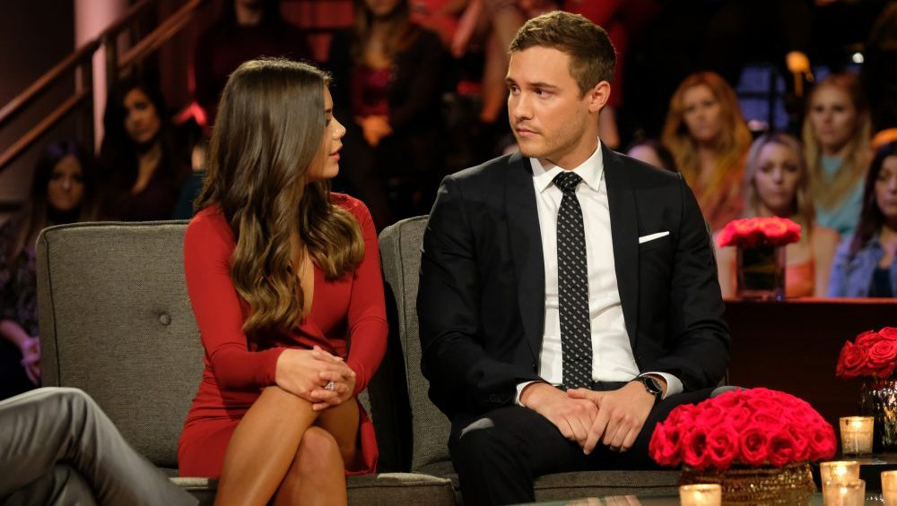 """16. """"The Bachelor. I couldn't even watch it when my friend was on it."""" —u/doggybeachy"""