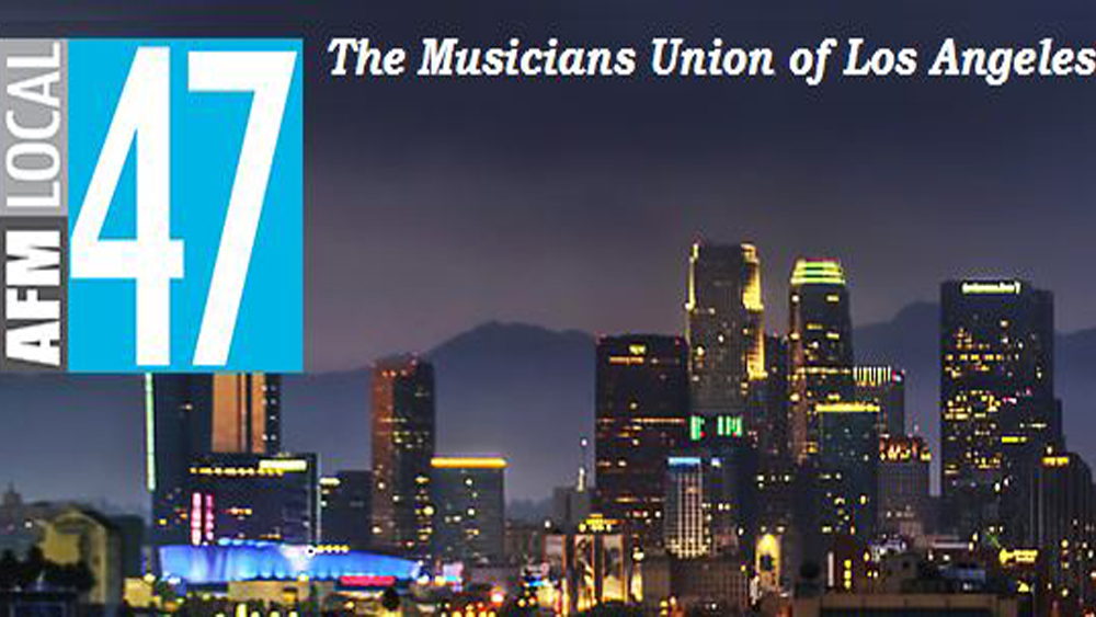 American Federation Of Musicians Local 47 In L.A. Endorses Joe Biden & Kamala Harris