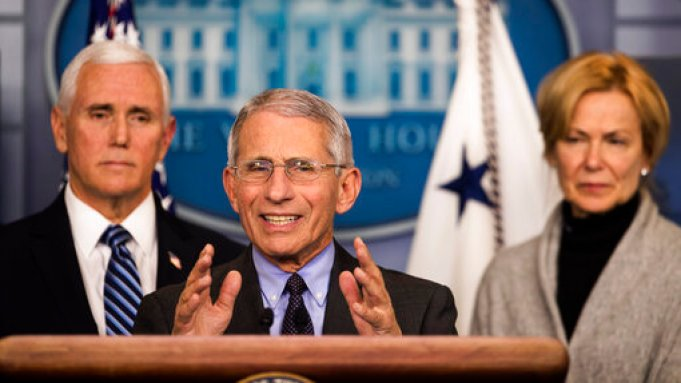 The Health 202: Five takeaways from Fauci's email exchanges