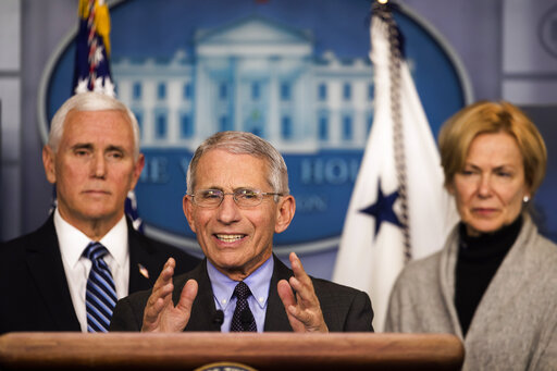 Dr. Anthony Fauci: Masks And Social Distancing Will Still Be Necessary Even After Vaccine