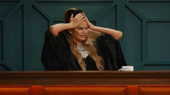 'Chrissy's Court' trailer starring Chrissy Teigen