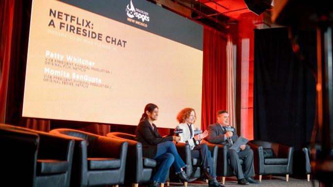 Netflix: Fireside Chat | Hot Spots