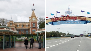 Disneyland Anaheim Disney World Orlando