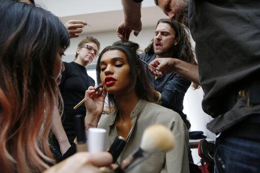 Coronavirus Risk For Hair Makeup