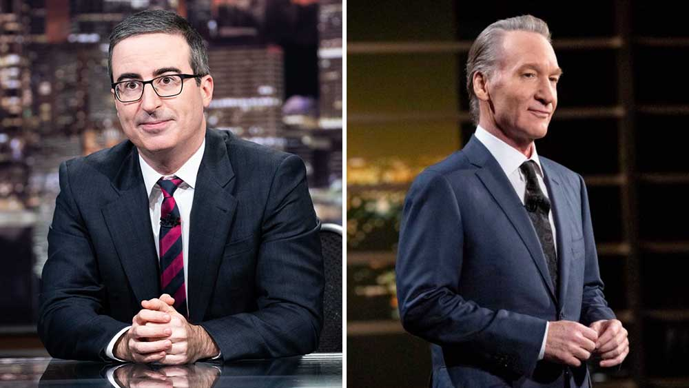 'Last Week Tonight With John Oliver' & 'Real Time With Bill Maher' Set HBO Returns Amid Coronavirus Crisis